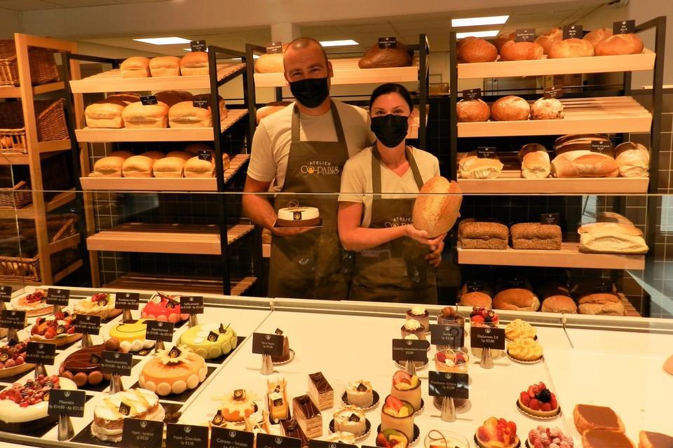 Steve en Julie maken een carrièreswitch om Atelier Co-Pains in Rijkevorsel te openen.