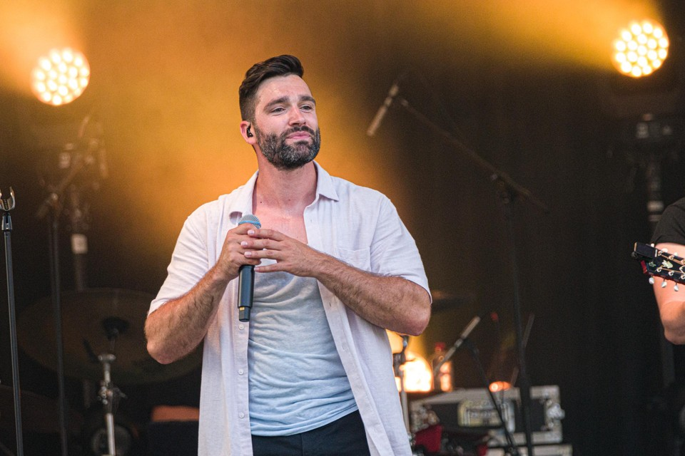De Vosselaarse zanger Metejoor mag zaterdag tijdens de Foxfeesten optreden in zijn geboortedorp.