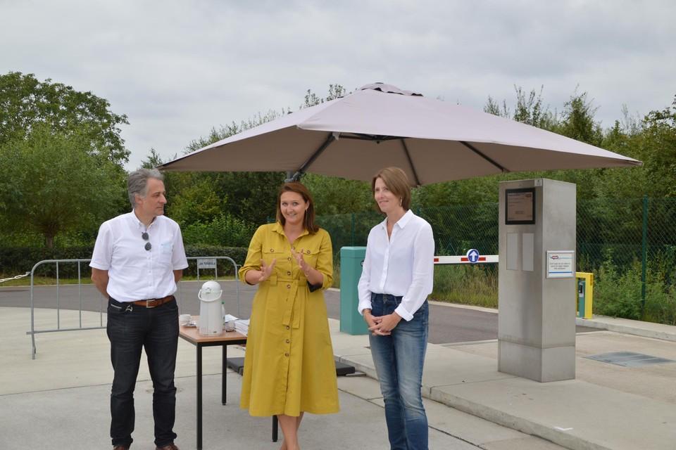 De Aarschottenaar kan voortaan ook terecht in recyclagepark Messelbroek