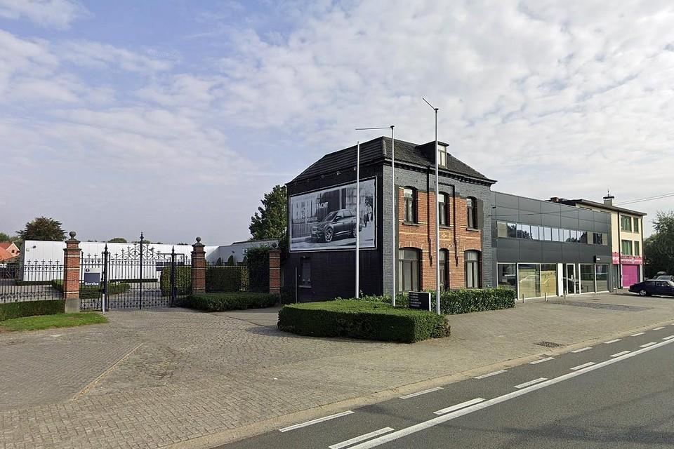 Er zijn nieuwe plannen voor een filiaal van Albert Heijn op de site van de Seatgarage.