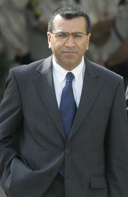 Journalist Martin Bashir