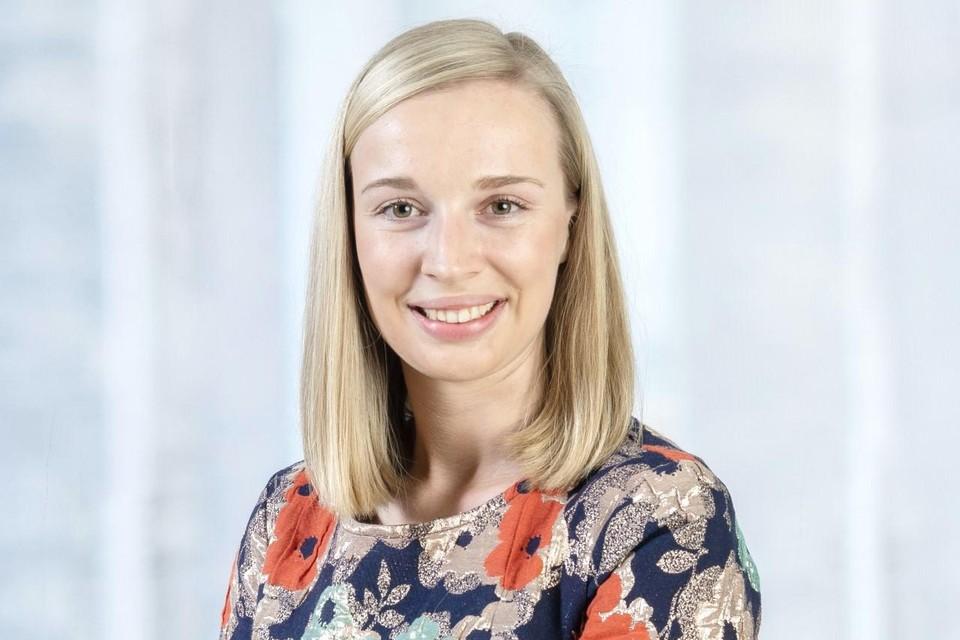 Jasminka Poppe is ook gemeenteraadslid in Tielt.