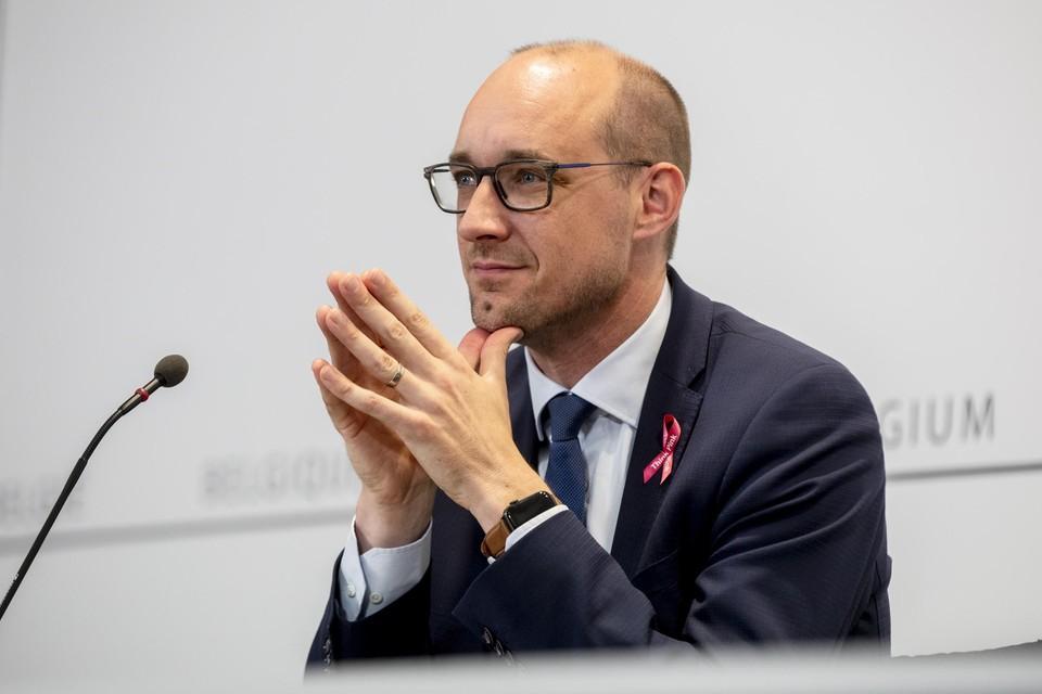 """Minister Vincent Van Peteghem: """"De excessen moeten eruit."""""""