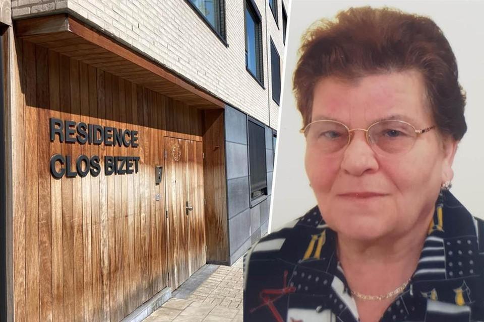 Grazia Orlando werd dood aangetroffen in haar bed in rusthuis Clos Bizet.