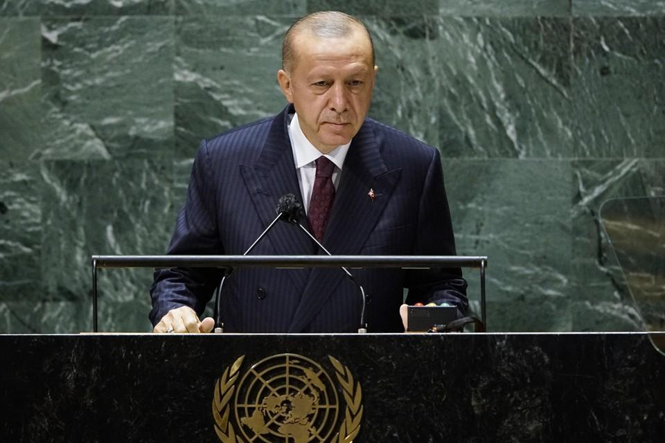 Turks president Recep Tayyip Erdogan maakte tijdens de Algemene Vergadering van de VN bekend dat het klimaatakkoord volgende maand ter ratificatie aan het parlement voorgelegd zal worden.