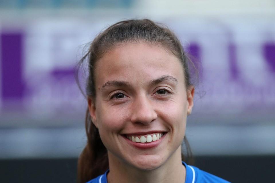 Silke Vanwynsberghe.