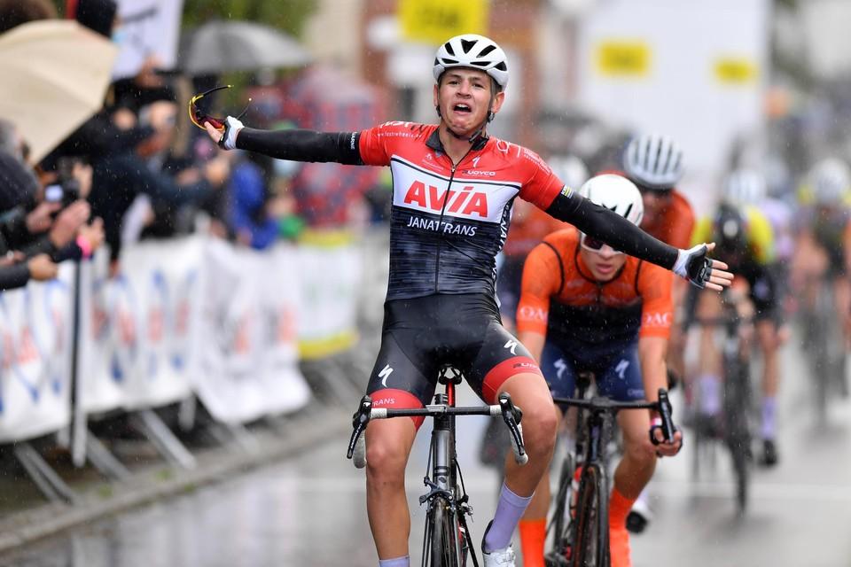 Vorig jaar veroverde Steffen De Schuyteneer de titel in Affligem.