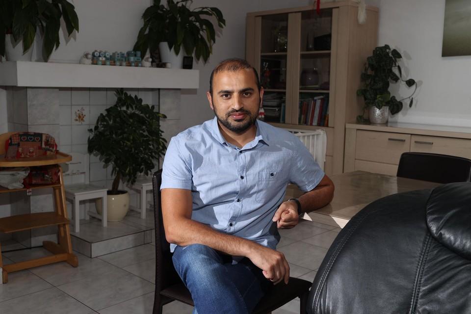 Arts Ali Faridoon vluchtte in 2017 halsoverkop uit Afghanistan en wil nu ook zijn schoonfamilie naar België halen.