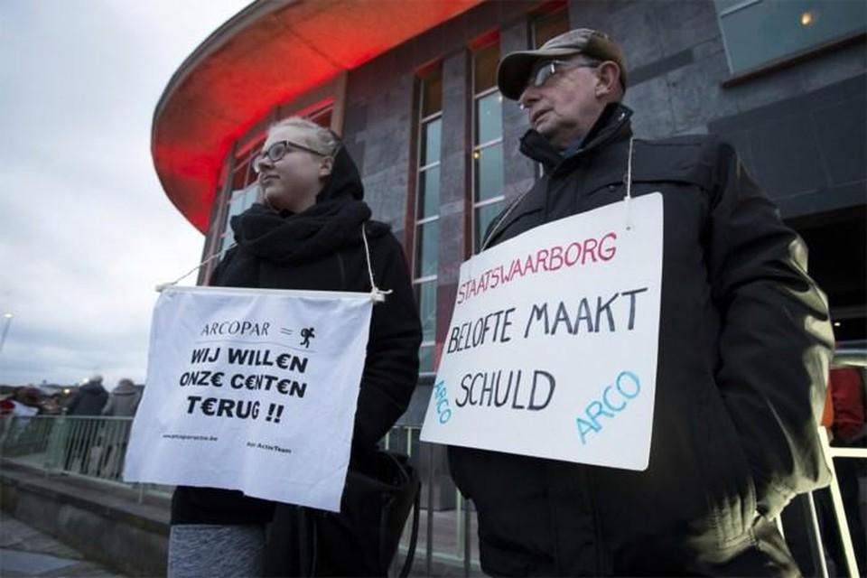 """""""Belofte maakt schuld"""", stellen de Arco-coöperanten"""