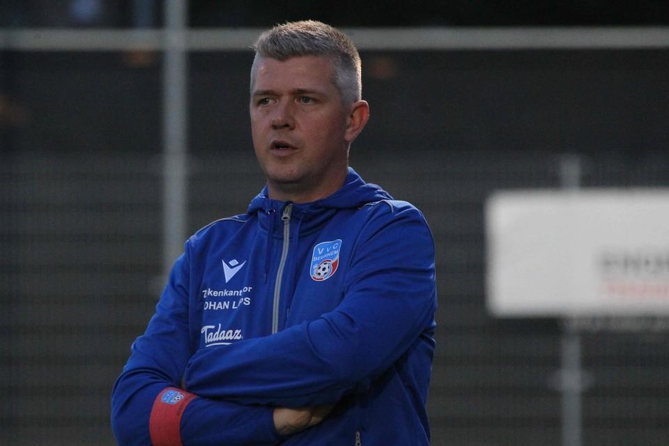 Kenny Verduyn hoopt dat zijn ploeg nu vertrokken is.