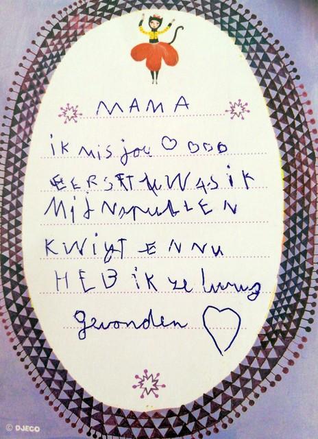 Ella-valentina, 8 jaar uit Meulebeke
