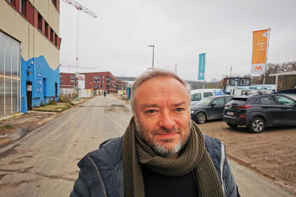 Schepen van Lokale Economie Didier Cortois wil niet weten van een coronapas in Vilvoorde.