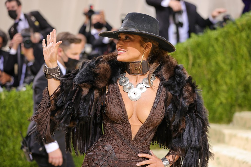 Zangeres en actrice Jennifer Lopez.