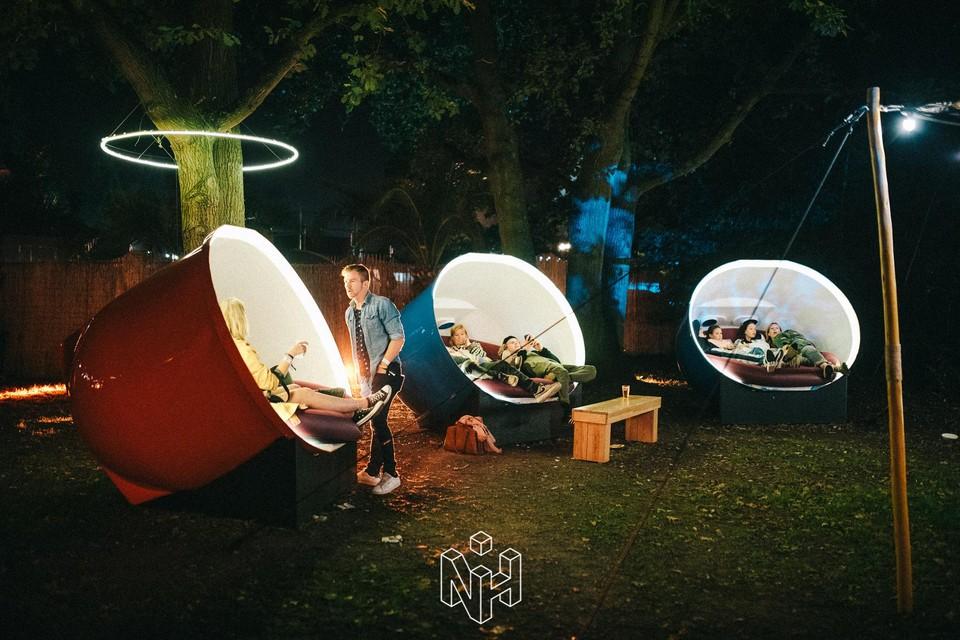 Natural Highs Festival is een pionier op het vlak van ecologie.