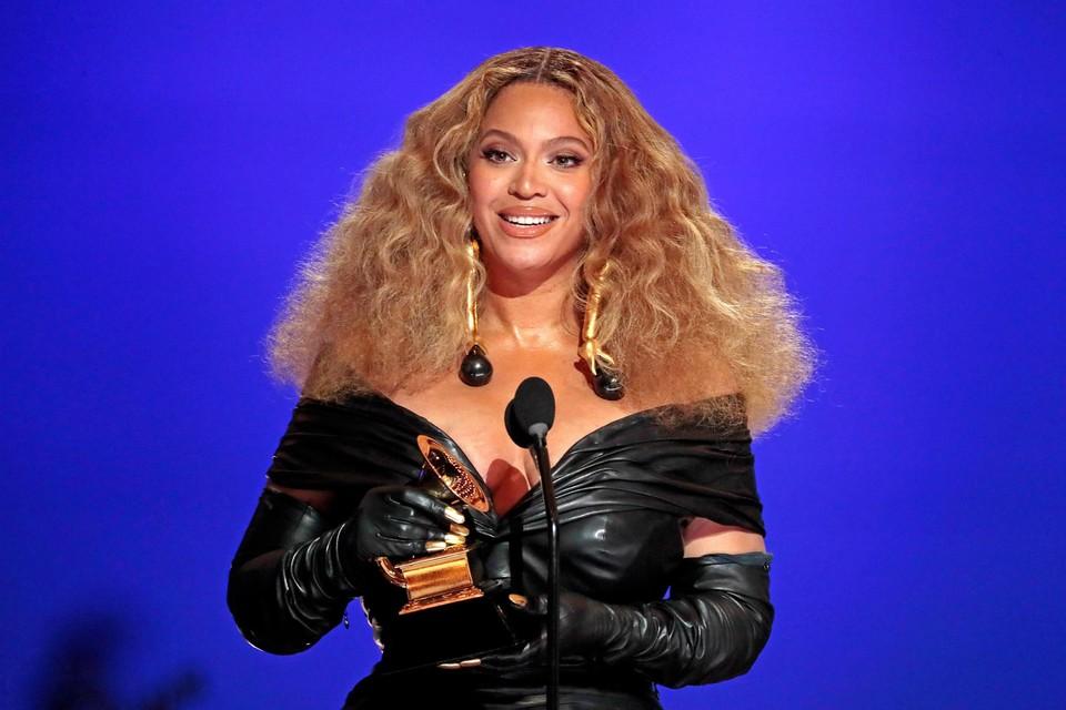 Beyoncé mocht opnieuw vier Grammy's mee naar huis nemen. Dat brengt het totaal op 28 stuks.