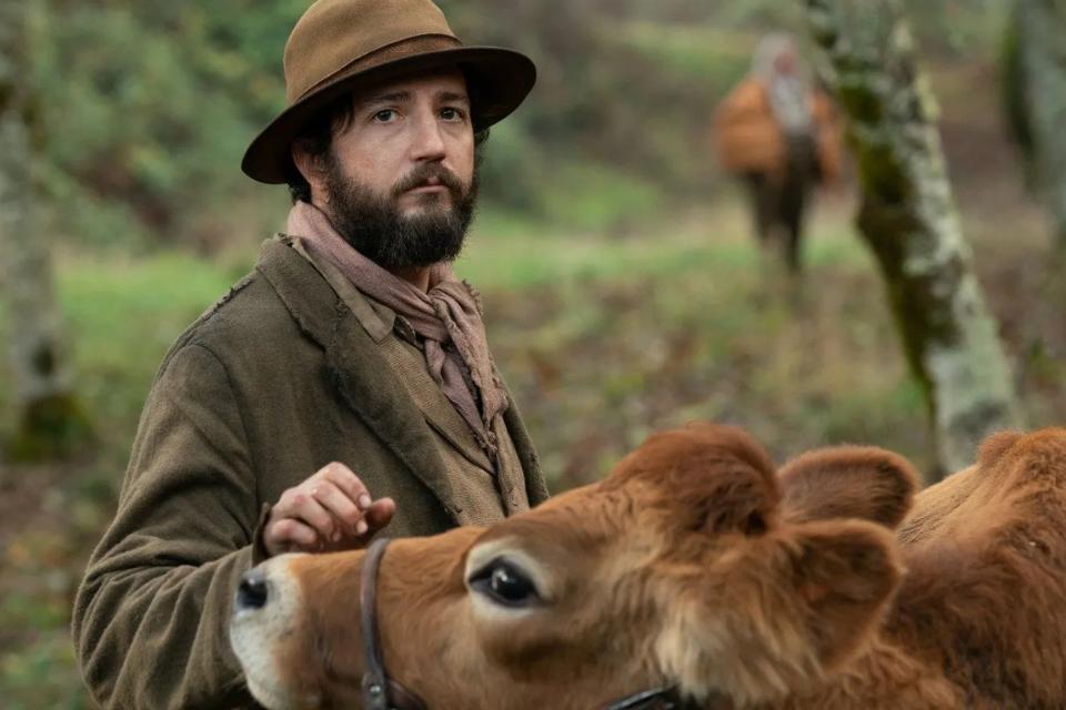 Een western met in de hoofdrol… een koe.