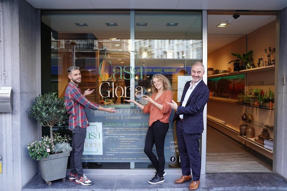 Casa Gloria opent binnenkort in de Nederkouter