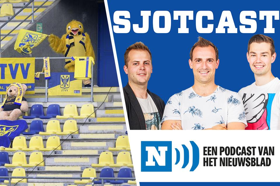 Een kanarie met een enkelband en een weekend vol voetbal: aflevering 2 van Sjotcast staat online.