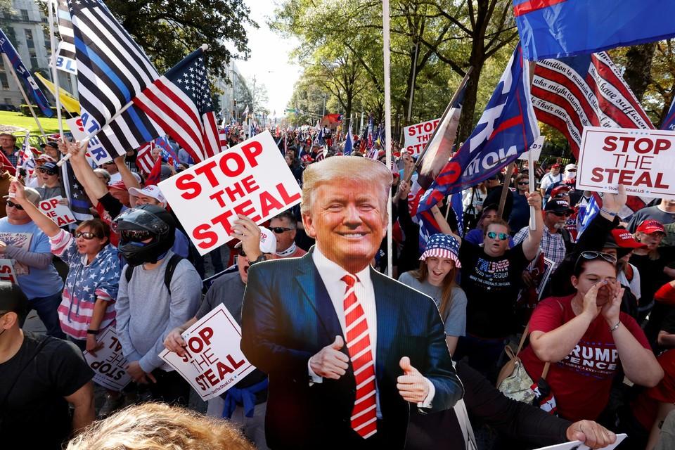 De strenge kieswetten komen er in de nasleep van Trumps beweringen over massale fraude en een gestolen verkiezingsoverwinning.
