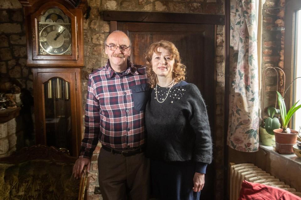 In 1996 verhuisde Sasja Boltovskaja van Rusland naar Nieuwerkerken om er te trouwen met Maurice Wouters. Het was de tweede keer dat ze elkaar zagen.