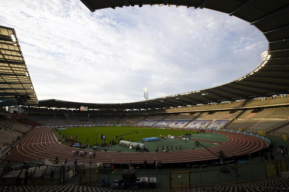 Het huidige Koning Boudewijnstadion, decor voor zowel de Rode Duivels als de Memorial Van Damme, is al jaren aan renovatie toe.