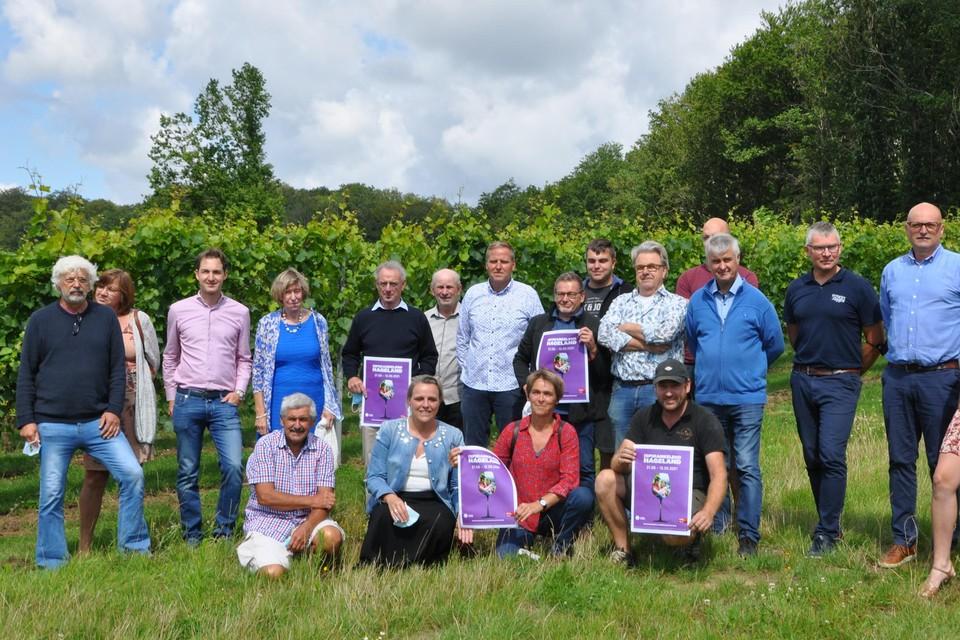 Het Hageland telt intussen al heel wat wijnproducenten en elk jaar komen er bij.
