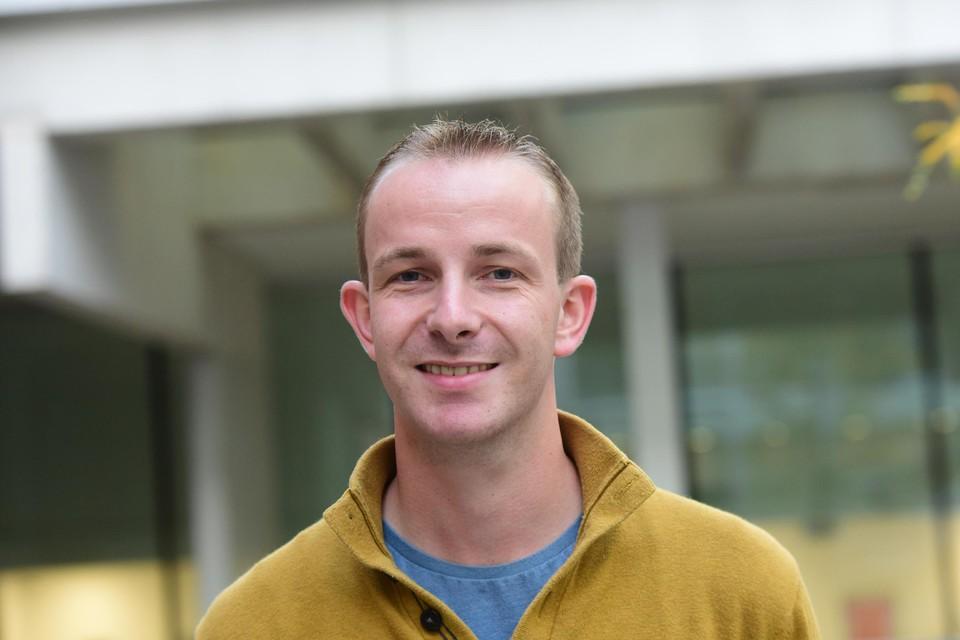 Bart Voordeckers is blij dat er dingen bewegen om het Turnhoutse groen te behouden en te versterken.